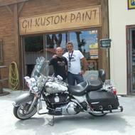 carrosserie moto Gil Kustom Paint