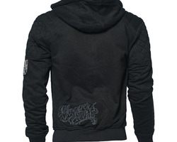Veste CHOPPERS POR VIDA HOODIES BLACK
