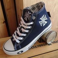 Chaussures HAUTES West coast choppers